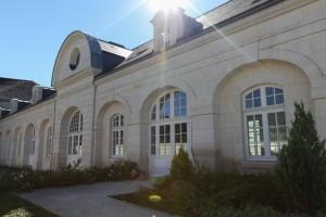 Médiathèque de Liancourt, une opération de conservation du patrimoine architectural.