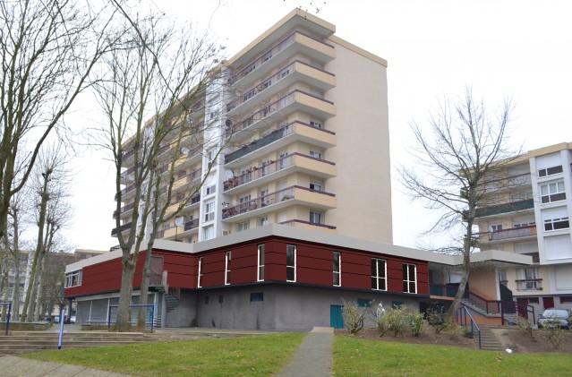 Inauguration d'un logement adapté à Montataire