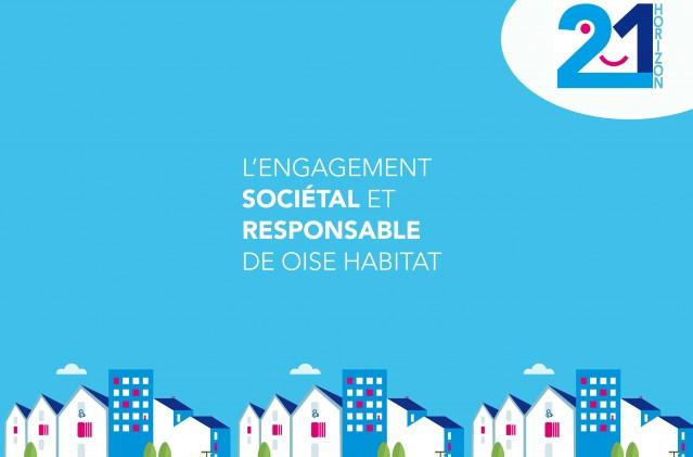 Oise Habitat publie sa 1ère brochure RSE