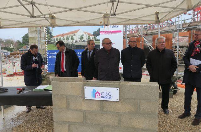 Longueil-Annel : Nouvelle commune d'implantation