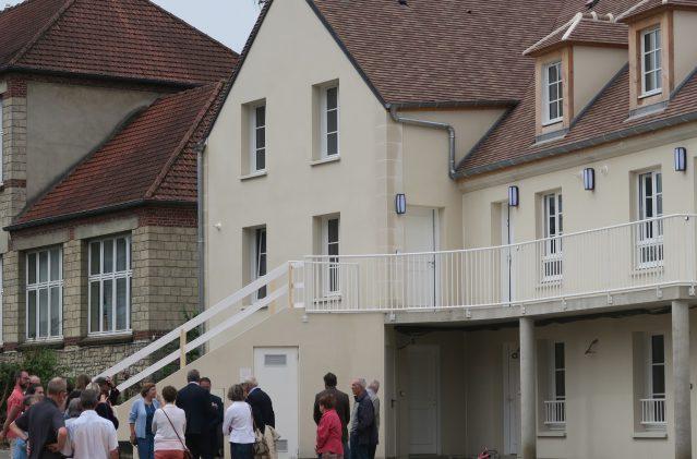 200 logements Oise Habitat à Coye-la-Forêt.