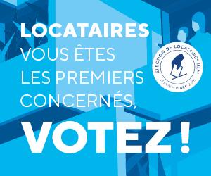 Du 16 au 30 novembre, élisez vos représentants des locataires au Conseil d'Administration de Oise Habitat