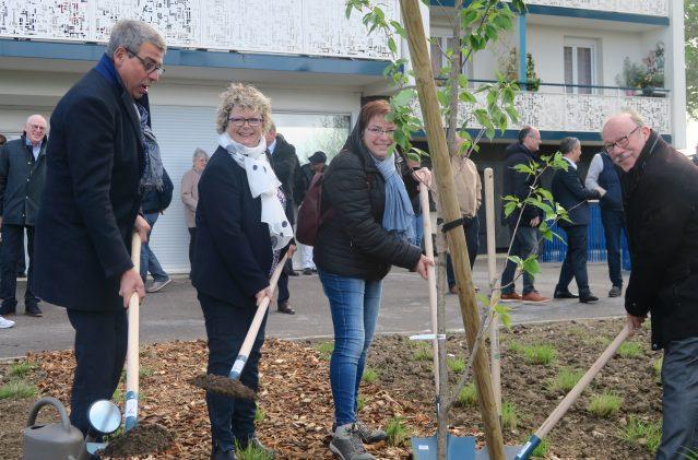 Réhabilitation thermique de 300 logements à Montataire