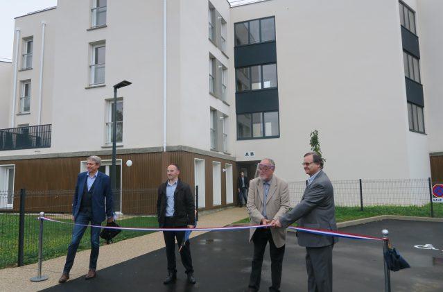 60 nouveaux logements à Saint Maximin