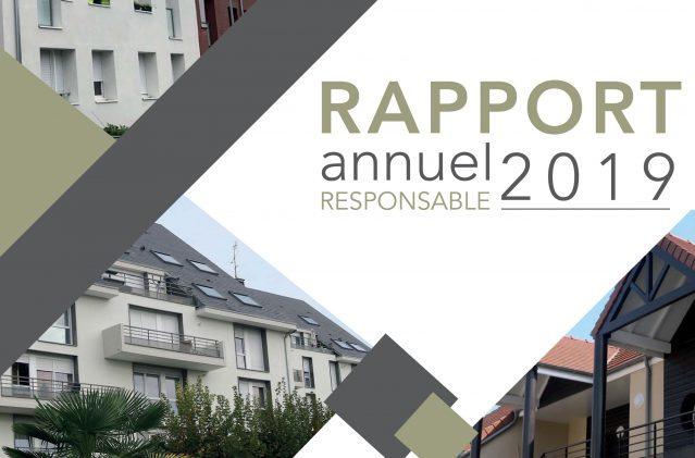 Découvrez le rapport annuel responsable 2019 de Oise Habitat