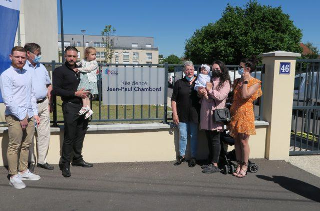Hommage à Jean Paul Chambord à Clermont