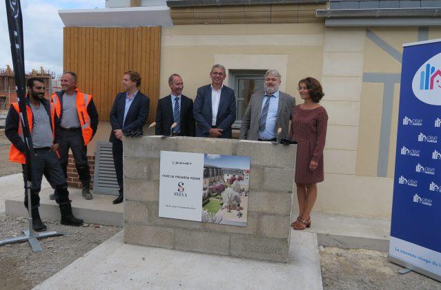 Construction de 25 logements à Senlis